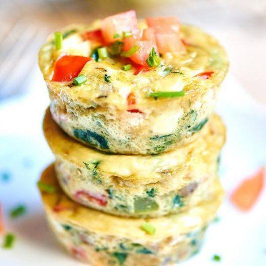 Αλμυρά muffins με λαχανικά | tlife.gr