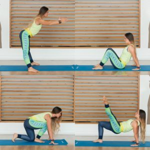 Τέλειοι γλουτοί με 4 ασκήσεις