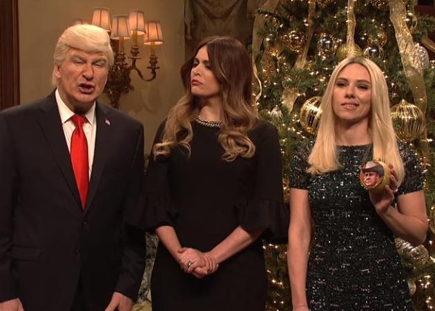 "Alec Baldwin – Scarlett Johansson: Απίστευτο ""τρολάρισμα"" στο Ντόναλντ Τραμπ! [vid] | tlife.gr"