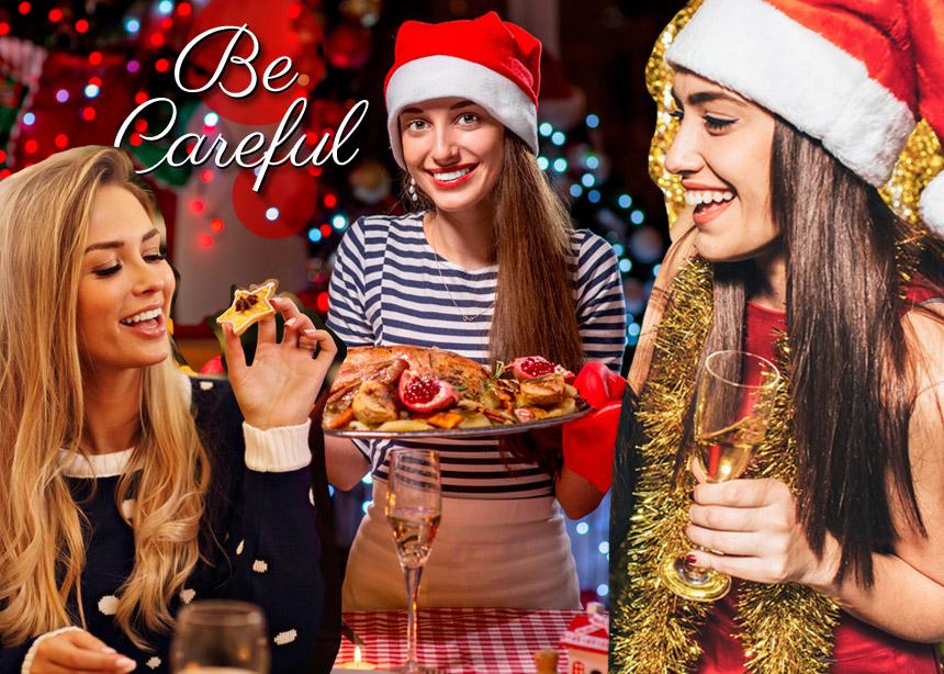 Γιορτινό τραπέζι: 7 tips για να μην πάρεις κιλά | tlife.gr
