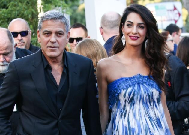 George Clooney – Amal Alamuddin: Γιατί αρνούνται να προσλάβουν νταντά για τα δίδυμα; | tlife.gr