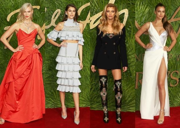 Fashion Awards 2017: Όλες οι red carpet εμφανίσεις! | tlife.gr