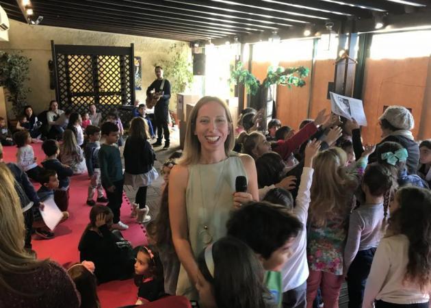 Μαρίνα Γιώτη: Παρουσίασε τον «Ρεβιθοκοντούλη» και υποσχέθηκε να σε κάνει και πάλι… παιδί! | tlife.gr
