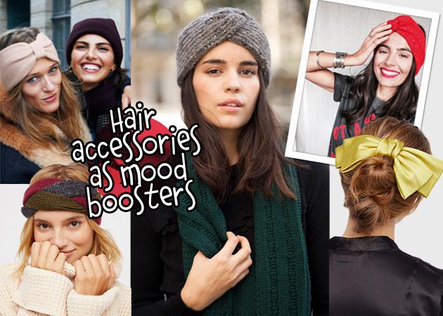 Χειμερινά αξεσουάρ μαλλιών που θα σου φτιάξουν τη διάθεση μια μέρα σαν κι αυτή! | tlife.gr