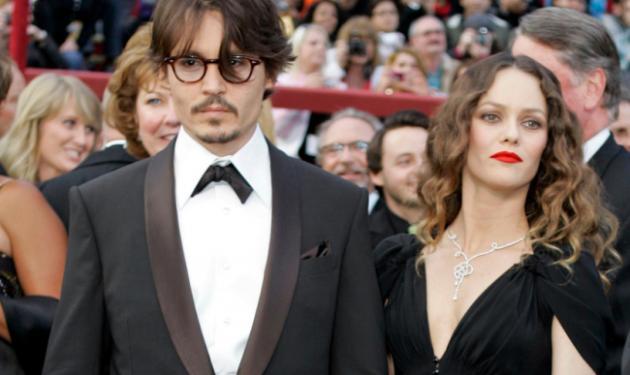 J. Depp: Περπατά στην πασαρέλα και μιλά πρώτη φορά για τον χωρισμό του από την V. Paradis!