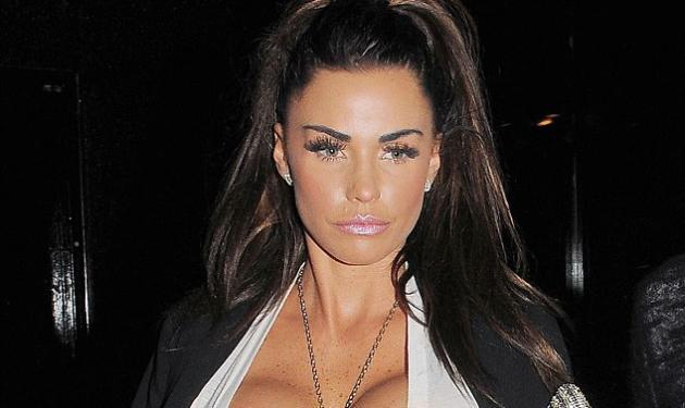 Katie Price: Αφαίρεσε τα εμφυτεύματα σιλικόνης από το στήθος της και πόσταρε την πρώτη της φωτογραφία! | tlife.gr