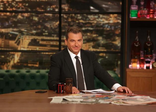 «Late Night με τον Γιώργο Λιάγκα»: Τελικά, υπάρχουν πάντα και χειρότερα! Κατακόρυφη πτώση στους πίνακες τηλεθέασης…   tlife.gr