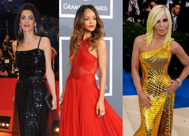 Rihanna, Amal Clooney και Donatella Versace: Συνεργασία έκπληξη για τις 3 διάσημες κυρίες!   tlife.gr