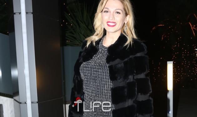 Κωνσταντίνα Σπυροπούλου: Που διασκέδασε τα Χριστούγεννα; Φωτογραφίες   tlife.gr