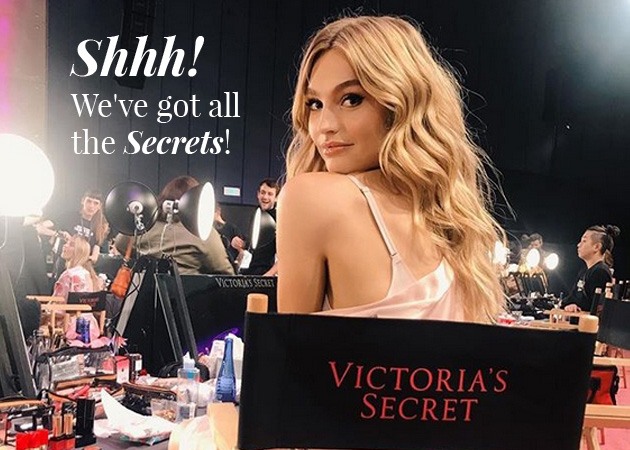 Victoria's Secret show: όλες οι λεπτομέρειες για το μακιγιάζ, τα μαλλιά ακόμη και το βερνίκι που φόρεσαν οι 'Αγγελοι!   tlife.gr