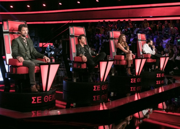 The Voice: Αυτούς θα διεκδικήσουν απόψε οι 4 κριτές | tlife.gr