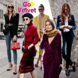 Βελούδο: Το απόλυτο ύφασμα της σεζόν και πως να το φορέσεις όλη μέρα