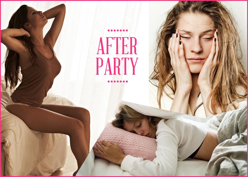 Μετά το ρεβεγιόν: Tips για να απαλλαχθείς από το hangover και το φούσκωμα