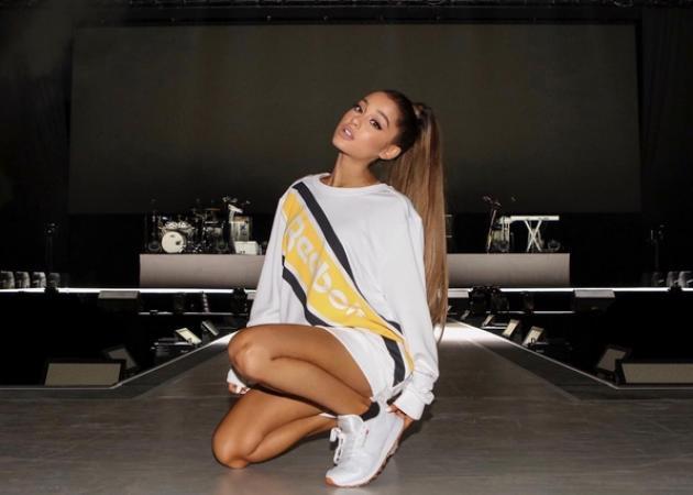Η Ariana Grande με baby bangs! | tlife.gr