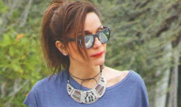 Δέσποινα Βανδή: Εξόρμηση στα μαγαζιά με άψογο στυλ! | tlife.gr