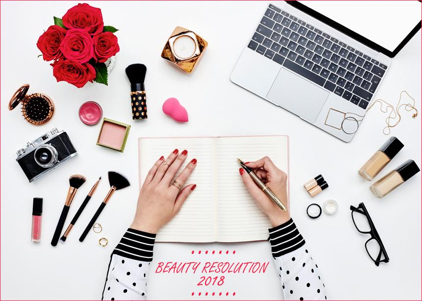 Τα 10 beauty resolutions μιας beauty editor για το 2018! Τι από αυτά έχεις βάλει στη δική σου λίστα; | tlife.gr
