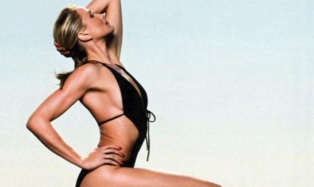 Οι καυτές πόζες της Cameron Diaz με μαγιό και ψηλοτάκουνα!   tlife.gr