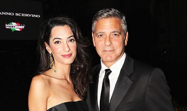 Είναι επίσημο! Ο George Clooney παντρεύτηκε την αγαπημένη του!