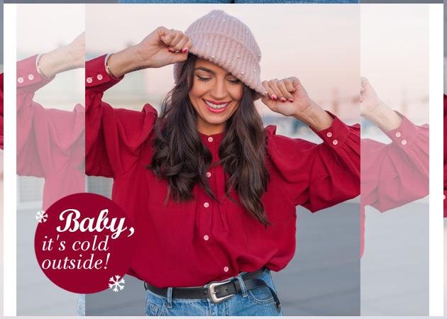 Τα hot hair accessories του Χειμώνα και πώς να τα φορέσεις στο… κρύο! | tlife.gr