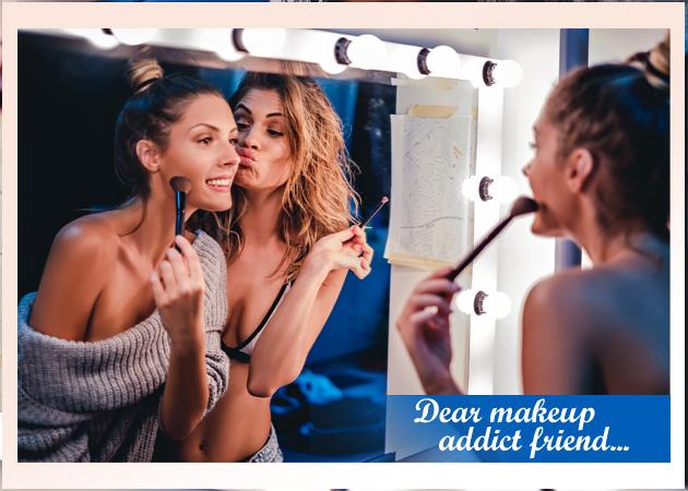 10 υπερ-δώρα για την φίλη σου που είναι εθισμένη στο μακιγιάζ! | tlife.gr