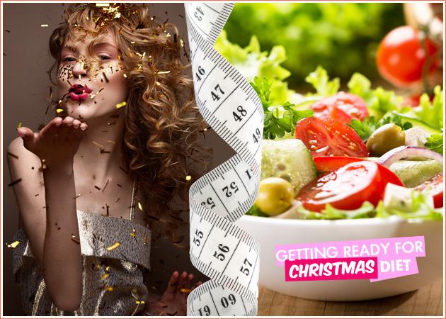 Δίαιτα πριν τις γιορτές: Χάσε 8 κιλά μέχρι τα Χριστούγεννα