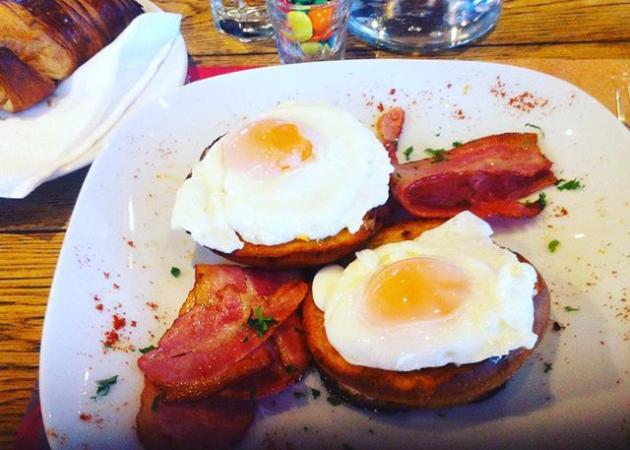 Ελληνίδα μοντέλο τρώει αυτό το πρωινό! | tlife.gr