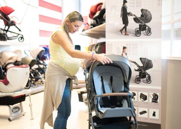 Φανή Χαλκιά: Διαλέγει τα μωρουδιακά λίγο πριν γεννήσει!  [pics] | tlife.gr