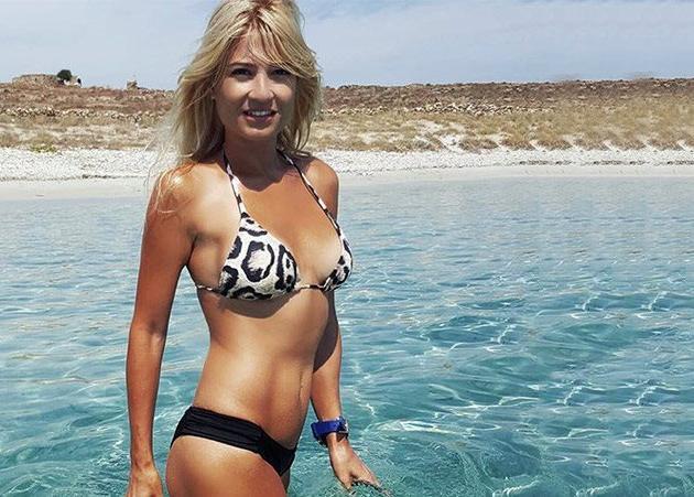 Φαίη Σκορδά: Απολαμβάνει τις διακοπές της με το Γιώργο Λιάγκα και τα παιδιά στη Β. Ελλάδα! Φωτογραφίες   tlife.gr