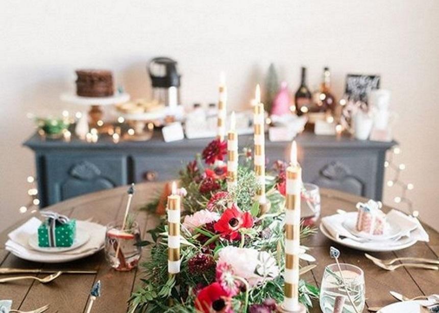Τα χριστουγεννιάτικα… μεθεόρτια: Πώς να καθαρίσεις το γιορτινό τραπέζι και την κουζίνα σου