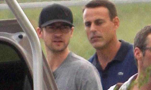 O Justin Timberlake δεν έχει σταματήσει τα bachelor parties!