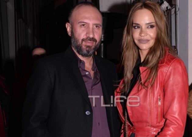 Νικολέττα Καρρά – Φώτος Πιττάτζης: Θεατρική βραδιά για το ζευγάρι! | tlife.gr