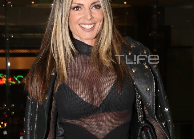 Κατερίνα Λάσπα: Super sexy εμφάνιση σε βραδινή έξοδο 5 μήνες μετά τη γέννα! [pics] | tlife.gr