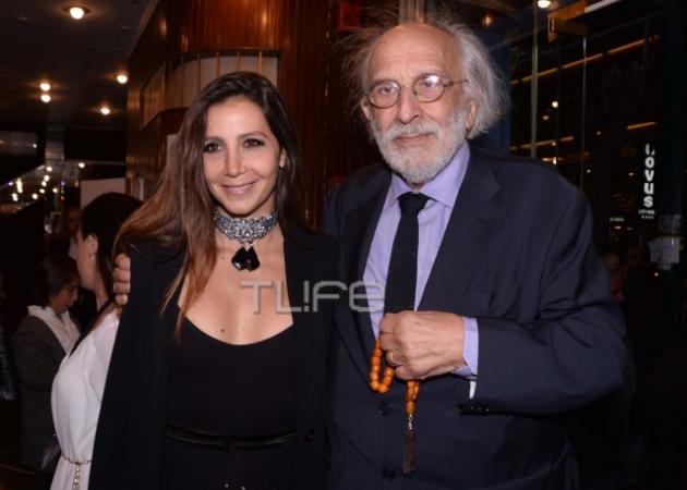 Αλέξανδρος Λυκουρέζος: Συγκινημένος με την Μαρία Ελένη στην απονομή του πρώτου Βραβείου Ζωή Λάσκαρη | tlife.gr