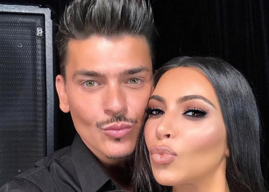 Τι είπε ο προσωπικός makeup artist της Kim Kardashian για τα καλλυντικά της Kylie Jenner!