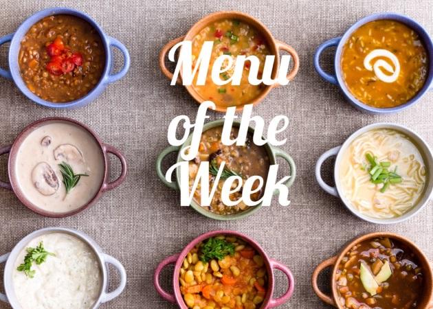 Το μενού της εβδομάδας: The Soup Edition | tlife.gr