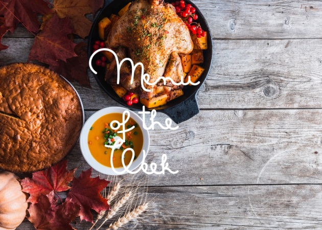Μενού της εβδομάδας: Λαχταριστές συνταγές του Δεκεμβρίου   tlife.gr