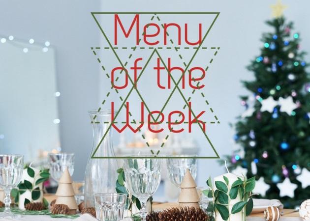 Το μενού της εβδομάδας: Γιορτινές συνταγές για λαμπερά και… λαχταριστά Χριστούγεννα | tlife.gr