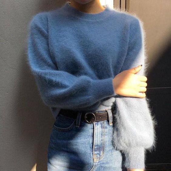 Πως να διατηρήσεις τα κασμιρένια πουλόβερ σαν καινούργια!