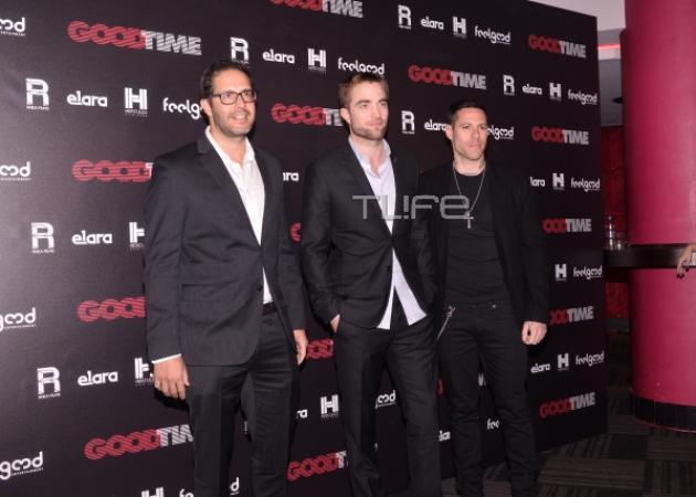 Robert Pattinson: Εντυπωσιακή εμφάνιση στην πρεμιέρα της ταινίας του στην Αθήνα!   tlife.gr