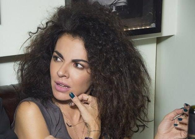 Μαρία Σολωμού – Πάνος Μουζουράκης: Μαζί στη γιορτή γνωστής ηθοποιού! Φωτογραφίες