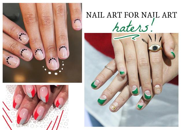 10 nail art που θα λατρέψεις ακόμη κι αν… μισείς το nail art!   tlife.gr
