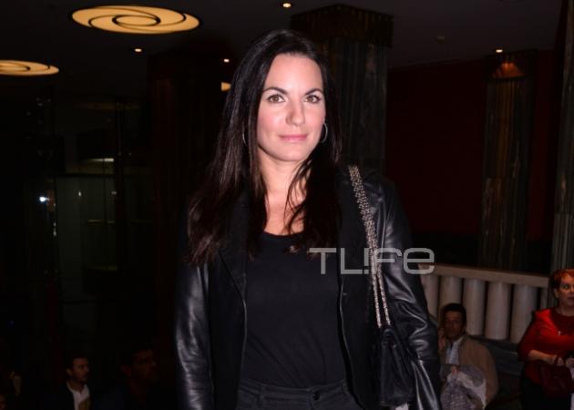 Όλγα Κεφαλογιάννη: Κομψή εμφάνιση στο Παλλάς για τη συναυλία της Carla Bruni! [pics] | tlife.gr