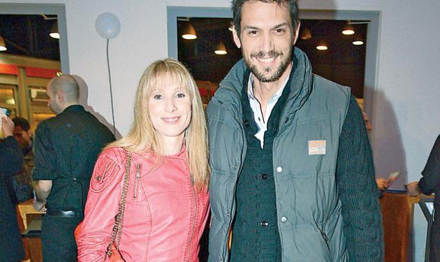 Αλ. Παρθένης: Η γλυκιά φωτογραφία που ανέβασε με την σύζυγό του Κ. Θάνου! | tlife.gr