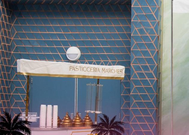 Pasticceria Marchesi: Το πολυτελές pop-up store για το Miami Art Basel