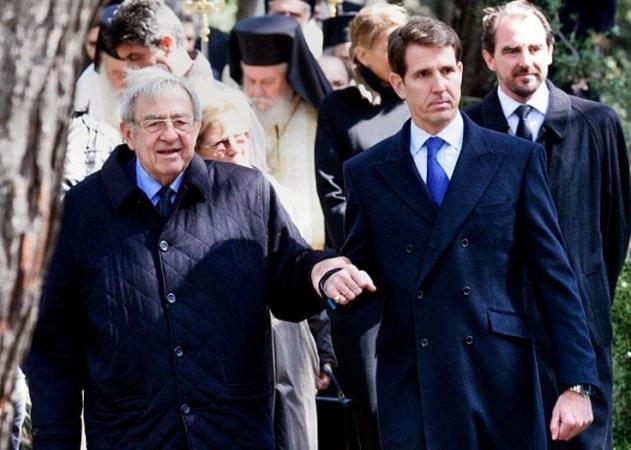 Πένθος για την τέως βασιλική οικογένεια – Ποιος συγγενής του τέως βασιλιά Κωνσταντίνου έφυγε από τη ζωή