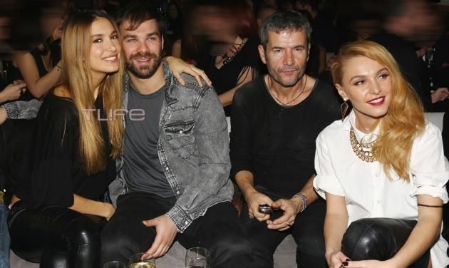 Τάμτα – Γιώργος Σαμπάνης – Άννα Πρέλεβιτς: Διασκέδασαν στο Νίκο Βέρτη! | tlife.gr