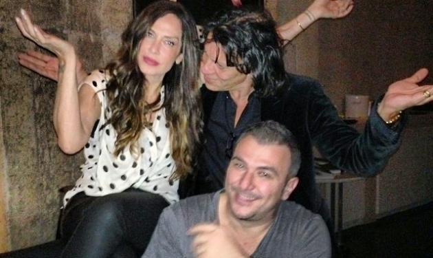 Α. Ρέμος: Γιόρτασε με την Άννα Βίσση και τον Ηλία Ψινάκη! | tlife.gr