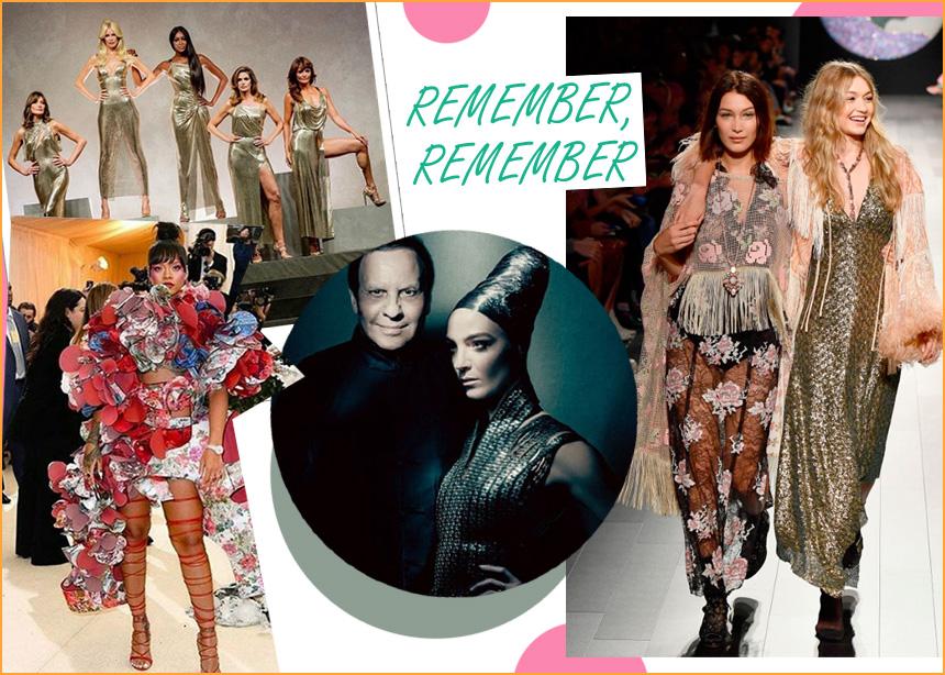 10 σημαντικές στιγμές που συνέβησαν στο χώρο της μόδας το 2017