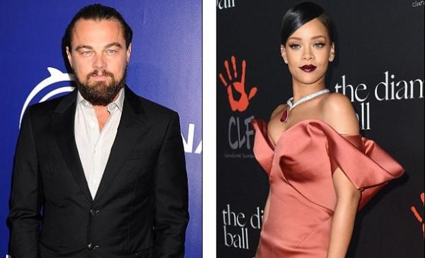 Rihanna – Leonardo DiCaprio: Είναι το νέο hot ζευγάρι του Hollywood; | tlife.gr