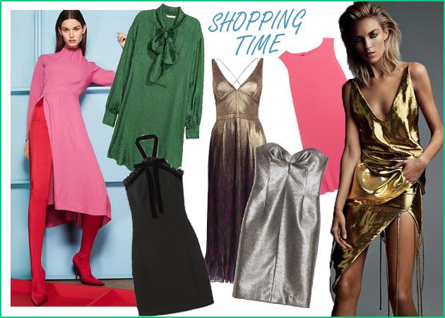 Μαύρα, μεταλλικά, χρωματιστά φορέματα! Τα πιο stylish items είναι εδώ και σε περιμένουν | tlife.gr